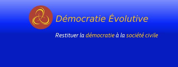 Penser la gouvernance évolutive du meilleur ou quelle démocratie voulons-nous ?